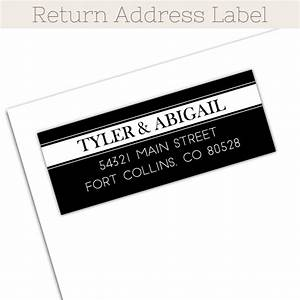 proper bliss invitation stack the print cafe With proper return address labels for wedding invitations