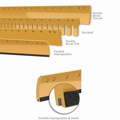 Grader Cutting Edges Blades Cat Scarifier Teeth