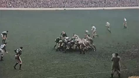 RTÉ Archives | Sports | Rugby England V Ireland