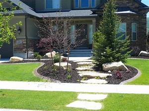 Gardening landscaping small front yard landscape ideas for Landscaping for a small front yard