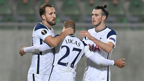 Ludogorets Razgrad vs. Tottenham Hotspur - Football Match ...