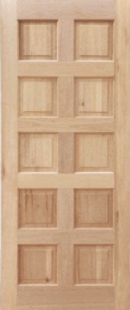 panel mm panel semi exterior hinged doors van acht  quote