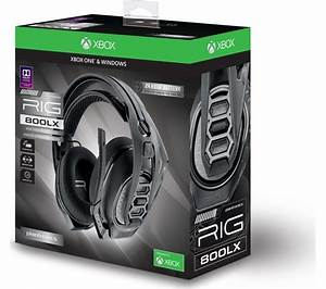 Buy PLANTRONICS RIG 800LX Dolby Atmos Wireless Gaming
