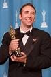 Nicolas Cage wins in 1996 - Stars who won Golden Globe ...