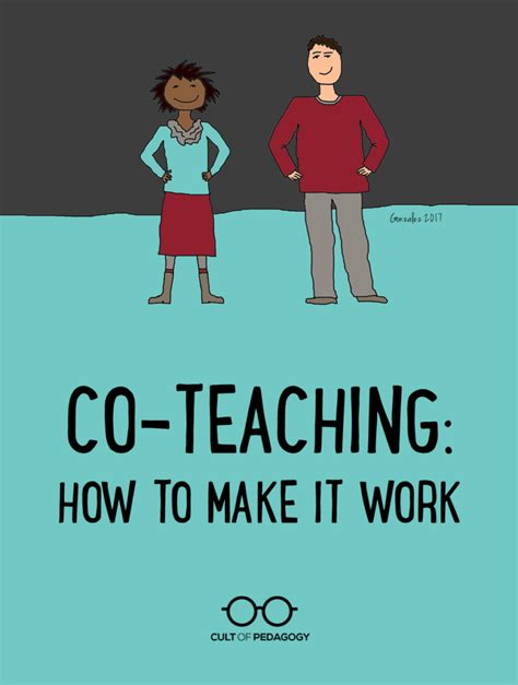 Coteaching How To Make It Work  School Leadership 20