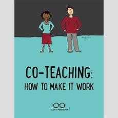 Coteaching How To Make It Work  School Leadership 20