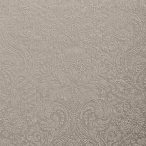 Papier Peint Fleuri : papier peint viscose sur intiss fleuri taupe castorama ~ Premium-room.com Idées de Décoration