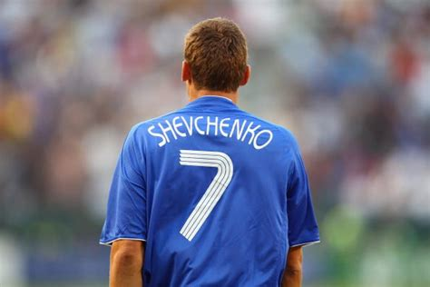 Mykyta shevchenko (born 26 january 1993) is a ukranian footballer who plays as a goalkeeper for ukranian club shakhtar donetsk. The best Players to have donned the number 7 jersey