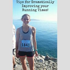 Update On My Running Goals & Tips For Improving Your Times