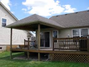 Deck To Choose the Best Porch Roof Plans
