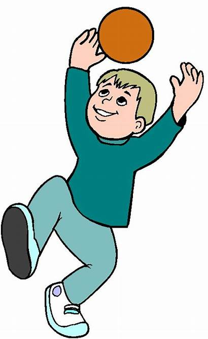 Catch Clipart Boy Clip Playing Ball Cliparts