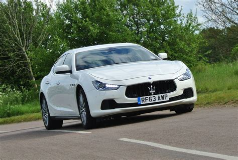 Maserati Cost by Maserati Ghibli Review Running Costs Parkers
