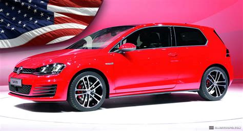 New Vw Golf Gtd Will Come To The U.s. In 2015, Priced From
