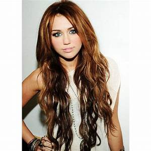 miley cyrus with long hair found on Polyvore | Hairstyles ...