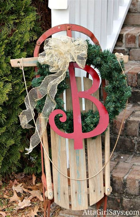 most loved outdoor christmas decorations on pinterest