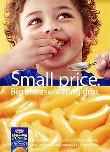 Kraft Says Macaroni & Cheese is Cheap | AdMonkey