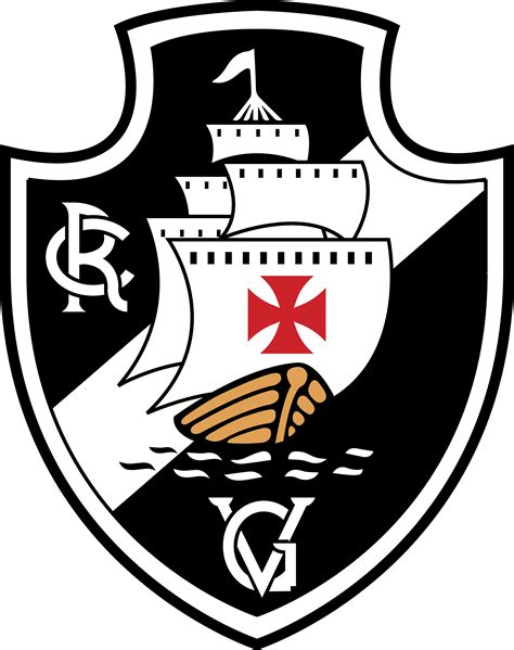 Vasco Gama by Escudo Do Club De Regatas Vasco Da Gama Png