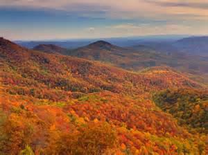 Blowing Rock NC Fall