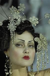 Jean Francois Hair Design House Of Talin Geisha Makeup Christian Dior Summer Spring