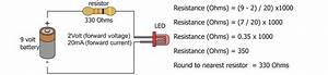 Guide To Leds And Resistors