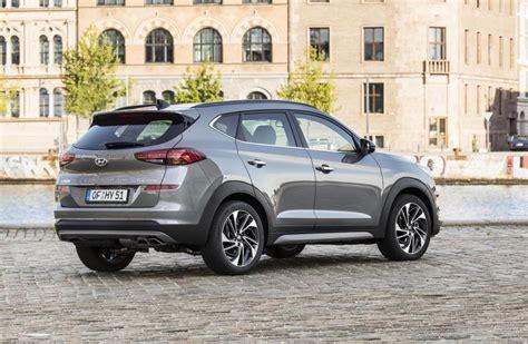 2019 Hyundai Tucson Revealed With New 48v Mild Hybrid