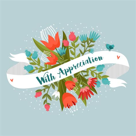 appreciation    card template  island
