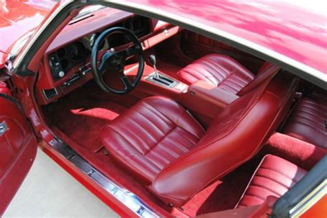 Z28 Camaro Interior by Find Used 1980 Chevrolet Camaro Z28 With Interior