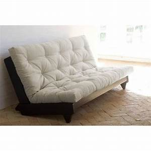 canape banquette futon convertible au meilleur prix With banquette canapé lit