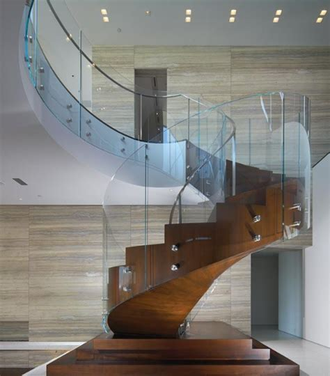 curved glass ireland curved staircase glass