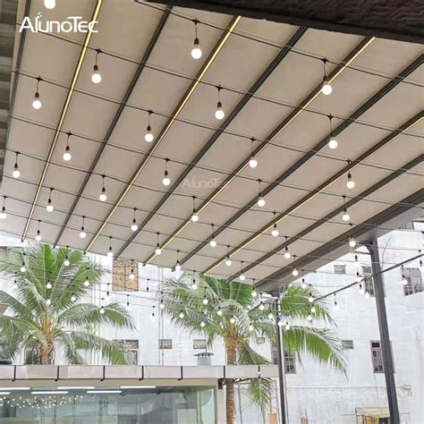 remote controlled pergola awning motorized retractable roof  operable louvers buy remote