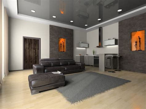 Modern Living Room Paint Ideas  Home Design And Decor Reviews