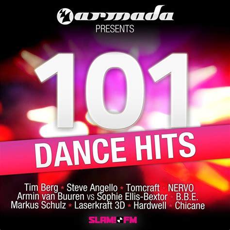 Armada Music Armada Presents  101 Dance Hits Armada