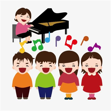Song Clipart Sing A Song Note Character Png Image And Clipart For