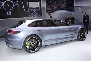 Porsche Panamera Break : porsche panamera sport turismo 2017 devoilee au salon de geneve 2017 ~ Gottalentnigeria.com Avis de Voitures