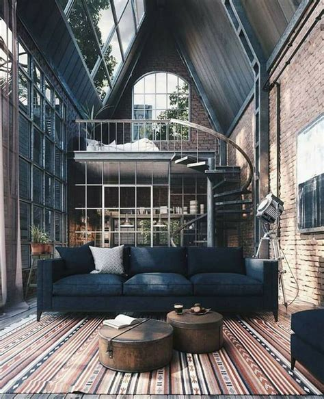 Rustic Industrial Interior Design Exles by Industrial Style For Your Sumptuous Home Design Interior