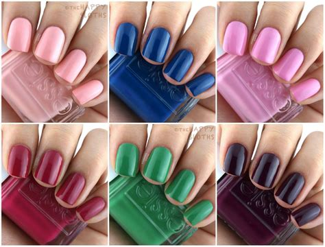 nagellack farben 2017 essie 2017 collection review and swatches my wish list nagellack farben