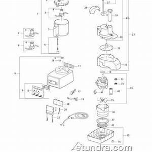 Robot Coupe R301 Series D Parts