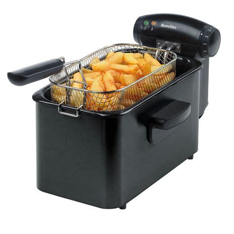 deep fryer fat oil 3l food stainless steel breville 1kg fryers cooking master prep