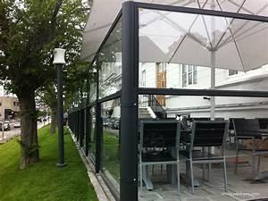 Paravent Extérieur Balcon : amenagement terrasse exterieure restaurant ~ Teatrodelosmanantiales.com Idées de Décoration