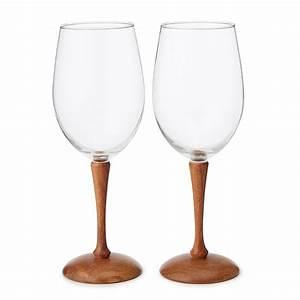 Wood, Stem, Wine, Glasses