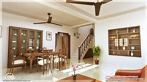 kerala style home interior designs kerala home design With interior design in kerala homes