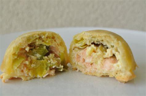 tartelettes retourn 233 es poireaux truite saumon 233 e cuisine avec du chocolat ou thermomix