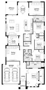 house layout design floor plan friday large family home chambers