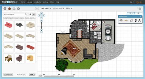 Top Web Apps  Online Applications Floorplanner Floor