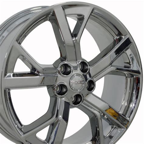 nissan maxima style replica wheel pvd chrome 19x8