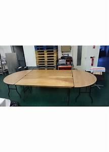 Table 14 Personnes : table ovale 12 14 personnes ~ Teatrodelosmanantiales.com Idées de Décoration
