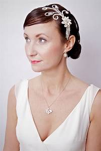 Wedding Hair Accessories For Mature Brides Over 40