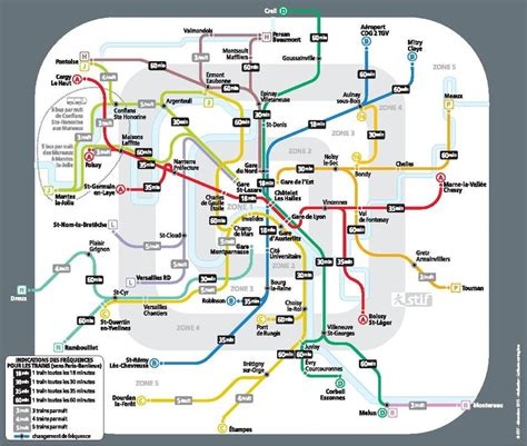 La Carte De Metro Rer by Ile De La Carte Des M 233 Tros Et Rer Ouverts Pour Le