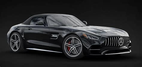 2020 Mercedes-Benz AMG® GT C | Mercedes-Benz of Music City
