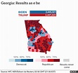 US election results 2020: Who dey lead for states wia dem ...